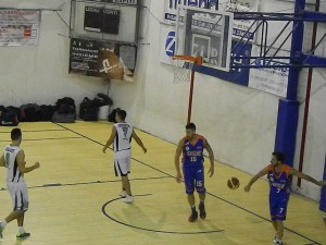 Scotto e Niccolai del Formia Basketball